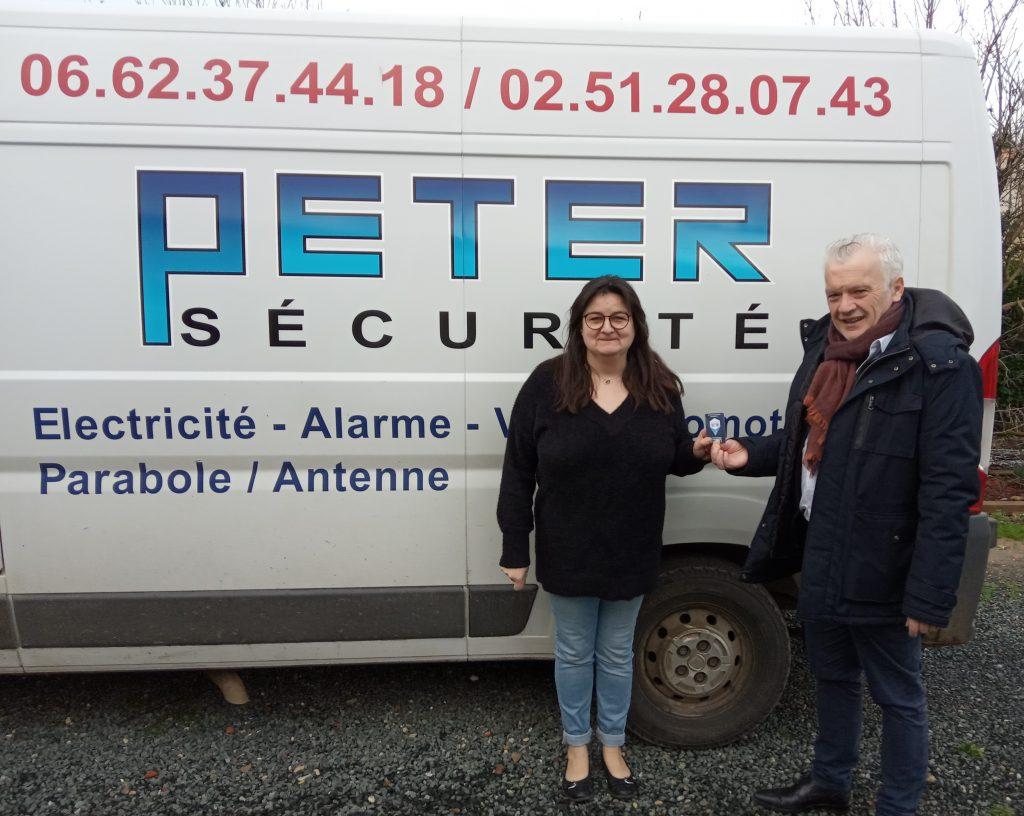 PETER Sécurité