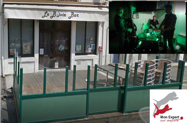Le Bovie Bar augmente d'un octave