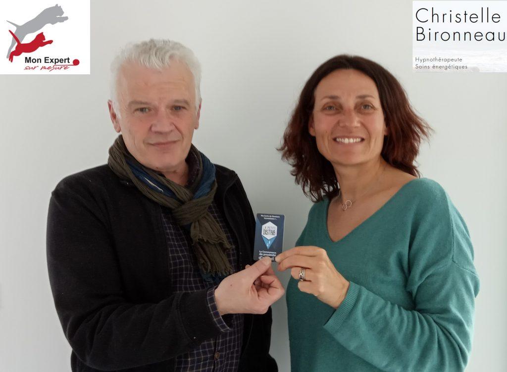 Christelle Bironneau hypnothérapeute optimise…