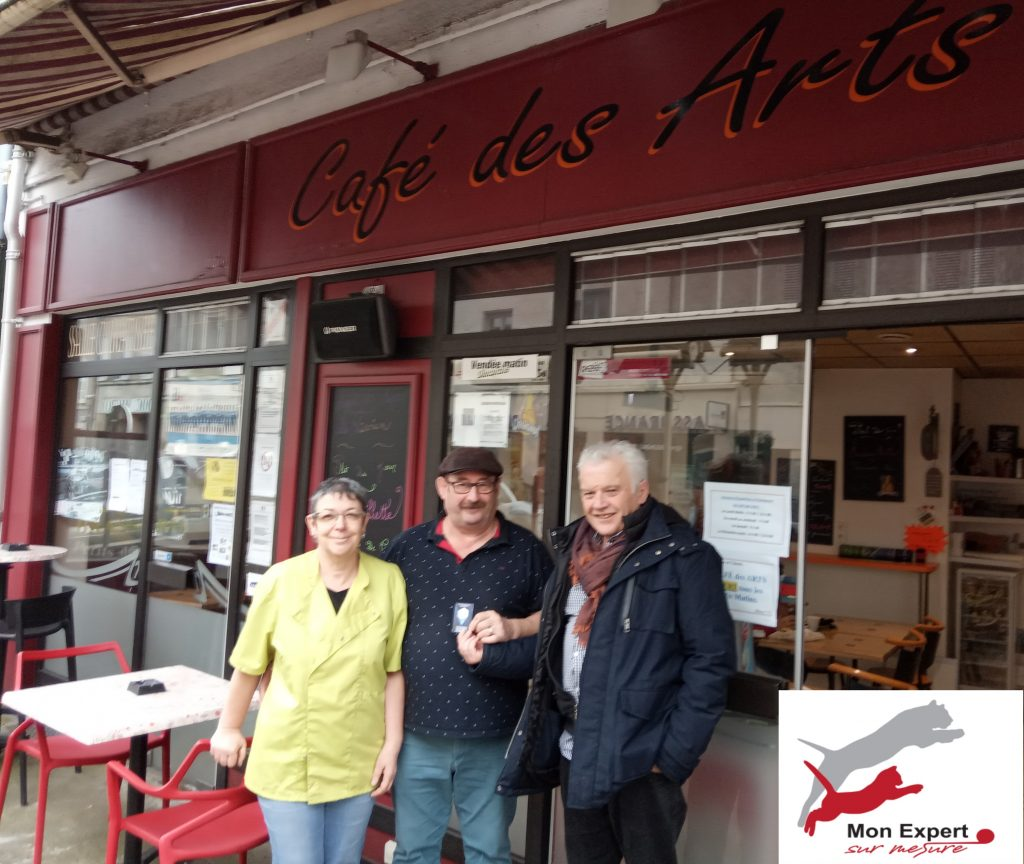 le Café des Arts à Fontenay trouve un réel expert comptable indépendant…