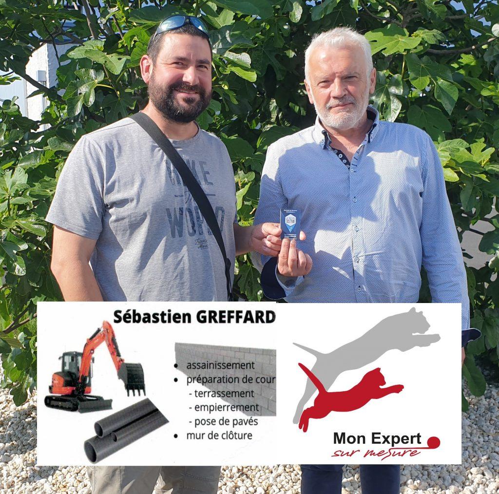 Sébastien GREFFARD « (dé) Givre »
